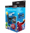 Playstation Move Bundle With Eye Camera And Heroes Game